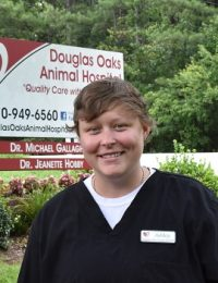 veterinary staff member